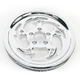 Chrome 66-Tooth Savage Rear Pulley - HD107005-85C