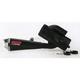 CS One Slip-On Muffler w/Black-Ceramic Coated Muffler Sleeve - 44505