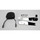 Complete Backrest/Mount Kit with Small Steel Backrest - 34-1111-01