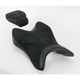 Tech One-Piece Solo Seat with Rear Cover - 0810-0791