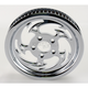 Chrome 66-Tooth Savage Rear Pulley - HD106500-85C