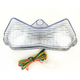 Integrated Taillight w/Clear Lens - TL-0210-IT