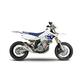 RS-4D Aluminum Exhaust System w/Carbon Fiber End Cap - 2166523