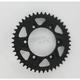 Black Aluminum Rear Sprocket - 438K-44