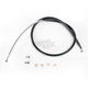 Xtreme Stainless Steel Front Brake Line Kit - 63005BK