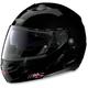 Metallic Black N90 Special N-Com Modular Helmet