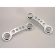 41mm Chrome Billet Aluminum Fork Brace - TB26011