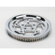 Chrome 66-Tooth Savage Rear Pulley - HD107004-85C