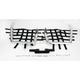 Fat Series 1 1/2 in. Alloy Nerf Bars w/Black Webbing - 602-5180