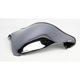 Black Chrome Series Windshield - 4550-1127