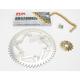 GB520MXZ Chain and Sprocket Kit - 4042-058ZG