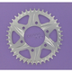 Silver Aluminum Rear Sprocket - 452A-41