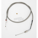 Stainless Steel Throttle Cable - 102-30-30003-06