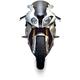 Smoke SR Series Windscreen - 20-810-02