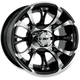 12 in. Machined Nitro Wheel - 989-30