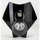 Black X2 Headlight - 36T2J-70