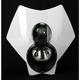White X2 Headlight - 36T1D-70