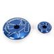 Blue Engine Plugs - 32-0223-00-20