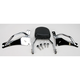 Complete Backrest/Mount Kit with Small Steel Backrest - 34-3107-01