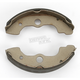 Asbestos Free Sintered Metal Brake Shoes - 9147