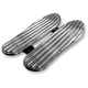Chrome Finned Floorboards - C1335-C