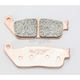 Front Extreme Performance Brake Pads - EPFA226HH