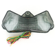 Integrated Taillight w/Smoke Lens - TL-0210-IT-S