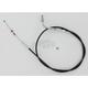Black Vinyl Idle Cables - 101-30-40043-06