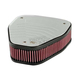 Ball-Milled Custom Performance Air Cleaner Assembly - RK-3916
