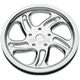 Image Rival Chrome-Forged Aluminum Pulley