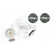 Silver Bar End Kit - 15-36009