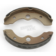 Asbestos Free Sintered Metal Brake Shoes - 9146