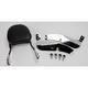 Complete Backrest/Mount Kit with Touring Backrest - 34-4210-01