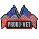 Proud Vet Reflecltive Patch - PPB1113