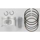 Piston Assembly - 80.5mm Bore - 4782M08050