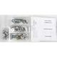 Plastics Fastener Kit - KTM0810EXC