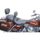 16 1/2 in. Wide Studded Solo Seat w/Removable Backrest - 79338