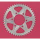 Silver Aluminum Rear Sprocket - 452A-46