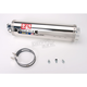 RS-3 Oval Race Bolt-On Muffler w/Polished Stainless Steel Muffler Sleeve - SU129SO