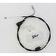 Black Vinyl Idle Cables - 101-30-41004-06