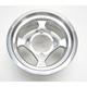 Polished Large Bell Cast Aluminum Utility ATV Wheel - 0021270DMPOL