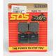 Excel HS Sintered Metal Street Brake Pads - 762HS