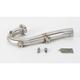 Stainless Steel Headpipe - 4K09250H