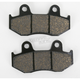 Rear Street HF Ceramic Brake Pads - 781HF