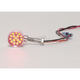 Chrome XS LED Turn Signals - LSK6801A-R