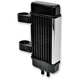 Chrome Wideline Oil Cooler Kit - 2080