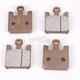 Sintered Metal Brake Pads - VD354JL