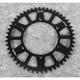 Black Anodized Rear Works Triplestar Aluminum Sprocket - 5-359250BK