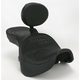 Mild Stitch Low-Profile Double-Bucket Seat with Backrest - 0810-0927