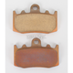 Front M1 Comp Brake Pads - 1721-1006